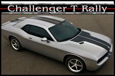 DODGE CHALLENGER T-RALLY STRIPE FACTORY 3M  GRAPHIC DECAL 2008 - 2014