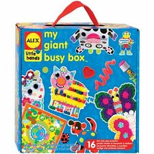ALEX Toys Little Hands My Giant Busy Box Kit - NOTM234781