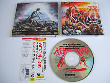 MEKONG DELTA Dances of Death CD 1990 RARE OOP ORIG. 1st PRESS JAPAN TEICHIKU!!!