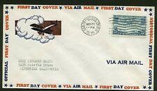 C20 25c TRANS-PACIFIC FDC SAN FRANCISCO, CA 11/22/35 ON A GENERAL IOOR ENVELOPE