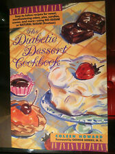Diabetic Dessert Cookbook by Coleen Howard (1997, Paperback) store#2331