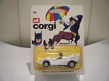 """Corgi Junior No: 20 """"Penguinmobile"""" (UNOPENED/Original 1979)"""