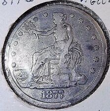 1877-S US Silver Trade Dollar T$1