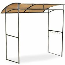 Garden Winds Replacement Canopy for Curved Grill Shelter Gazebo