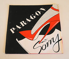 "Paragon - Sorry 1987 Australia 7"" 45 Oz Metal Rarity Private  ILLUSION WR002"