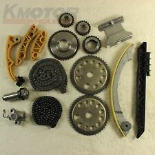 GM 2.4L 2.2L 2.0L Ecotec Engine Timing Chain Kit w/ Balance Shaft Set L61 00-11