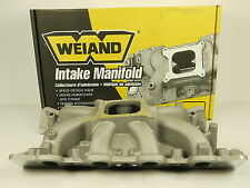 FORD 302 351 CLEVELAND 2V INTAKE INLET MANIFOLD X-CELERATOR LATEST WEIAND 7516