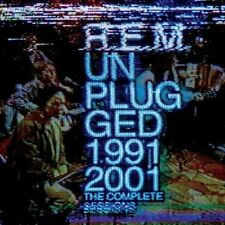 R.E.M. - UNPLUGGED 1991/2001:THE COMPLETE SESSIONS 2 CD NEW+