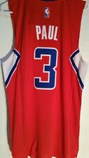 Adidas Swingman 2014-15 NBA Jersey Clippers Chris Paul Red sz L