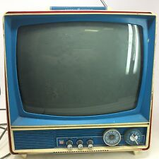 Rare Vintage Antique GE General Electric TV Television SF2100AME 12 SE Chassis