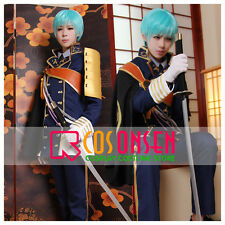 Cosonsen Touken Ranbu Ichigo Hitofuri Cosplay Costume With Cloak All Size