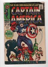 Captain America No. 100 VG-