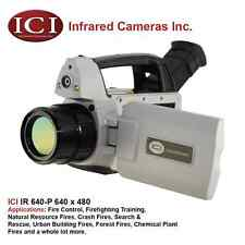 ICI IR 640-P - Infrared Camera -Thermal Imaging FLIR *NEW* 640 x 480