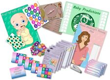 Baby Shower Party Games  ~  6 GAMES  ~  UNISEX  ~  up to 20 players