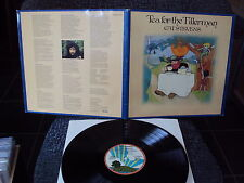 CAT STEVENS TEA FOR THE TILLERMAN LP FOC PINK RIM ISLAND GERMANY FATHER AND SON