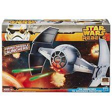 Star Wars Rebeldes, El inquistor's Tie Advanced Prototype vehículo nuevo en caja