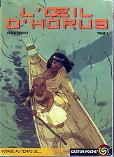 L'oeil d'Horus * Alain SURGET * Castor poche junior Aventure égypte antiquité