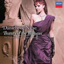 Beauty of the Baroque, New Music