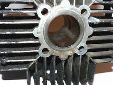 Excellent E 50 ENGINE ZA 50 cylinder PUCH MAGNUM big bore with PISTON moped USED