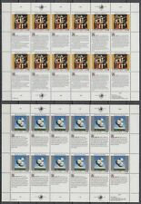 UNO Genf 1993 ** Mi.233/34 Menschenrechte Human Rights Paintings Picasso[sr2108]