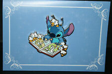 Disney Acme Hot Art PinCon Stitch - Stitches Storytime Limited Release Pin