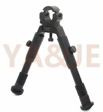 "6.7""-7.5"" Bipod For Air Rifle Airgun Airsoft Dragon Claw Clamp-on"