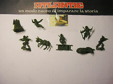 Soldatini Toy Soldiers Atlantic Alpini d'Italia scala H0-00 #o3