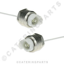 LAMP HOLDERS FOR HEATED DISPLAY END PUSH FIT R7S CONNECTOR FOR 118 120 mm LAMPS