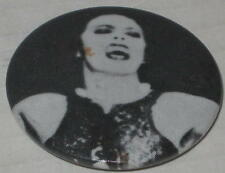 "Rocky Horror Picture Show Dr Frank-n-Furter Pin 1.75"" Has Spots"