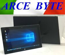 MICROSOFT SURFACE 2 RT TABLET WINDOWS RT 8.1 OFFICE TOUCHSCREEN FATTURABILE