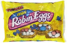 WHOPPERS MINI ROBIN EGGS 13.75oz 389g Malted Milk chocolate candy Hershey Easter