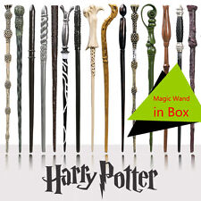 Harry Potter Wand Magic Hermione Dumbledore Voldemort Film Replica + Gift Box