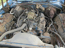 73 Ford Mercury Q-Code Engine 4 Bolt 351c 4v with C6 w/2300 Stall Convertor