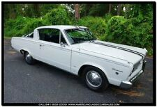 Plymouth: Barracuda Fastback