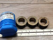 NEW SET OF 3 RSVP M8 - 10 X 1 RA2 THREAD ROLLS / CHASERS FETTE NAMCO