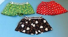 Build a Bear Boy Boxers - Halloween, Valentine's Day, St. Patrick's Day - EUC