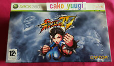 STREET FIGHTER IV EDITION LIMITEE COLLECTOR XBOX 360 BON ETAT 100% FRANCAIS