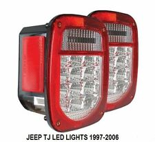 JEEP WRANGLER REAR TAIL LIGHTS