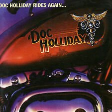 Doc Holliday Rides Again [UK Bonus Tracks] [Remaster] by Doc Holliday (CD,...