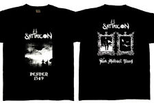 Satyricon - Dark Medieval Times T-shirt S,M,L,XXL available,neu,Ulver