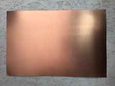 "18""x12"" Double Sided Copper Clad PCB Circuit Board Mil-Spec .01, 1 oz"