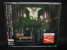 FAIR WARNING Brother's Keeper JAPAN CD V2 Soul Doctor Last Autumn's Dream Zeno