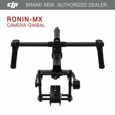 DJI Ronin MX 3-Axis Professional Gimbal Stabilizer with 2 Batteries! - Brand New