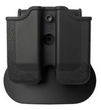 Z2030-MP03 IMI Defense Black Right Hand Double Magazine Pouch Taurus PT800 9&40