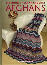 House of White Birches Big Book of Scrap Crochet Afghans