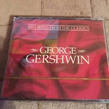 Favorites from the Classics: George Gershwin (CD, 2 Discs, Reader's Digest Music
