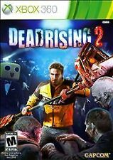 Xbox 360 Lot 3LN+2 Bonus Games: Dead Rising 2, Assassin's Creed 3, Battlefield 4
