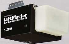 LiftMaster 1355/8065 Garage Door Opener 1/2 HP Chain Drive W/O Rail