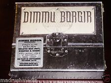 Dimmu Borgir: Abrahadabra Deluxe Edition Box Set CD ECD 2010 Digipak Book NEW