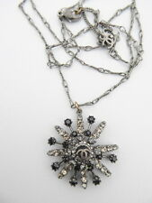 DAMAGED AUTHENTIC LADIES CHANEL STAR DIAMENTE NECKLACE